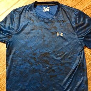 Under Armour Men's workout shirt